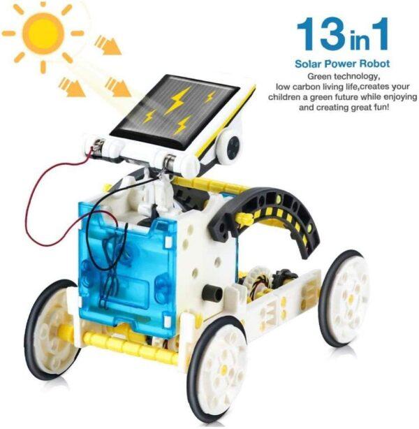 13in1 Solar Robot1