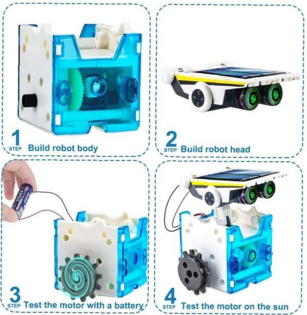13in1 Solar Robot3