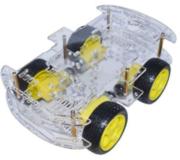 4WD Arduino