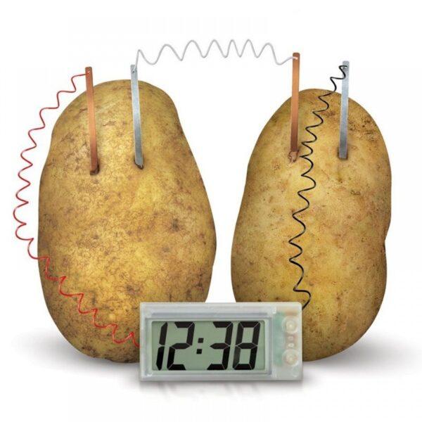 Potatoe Alarm